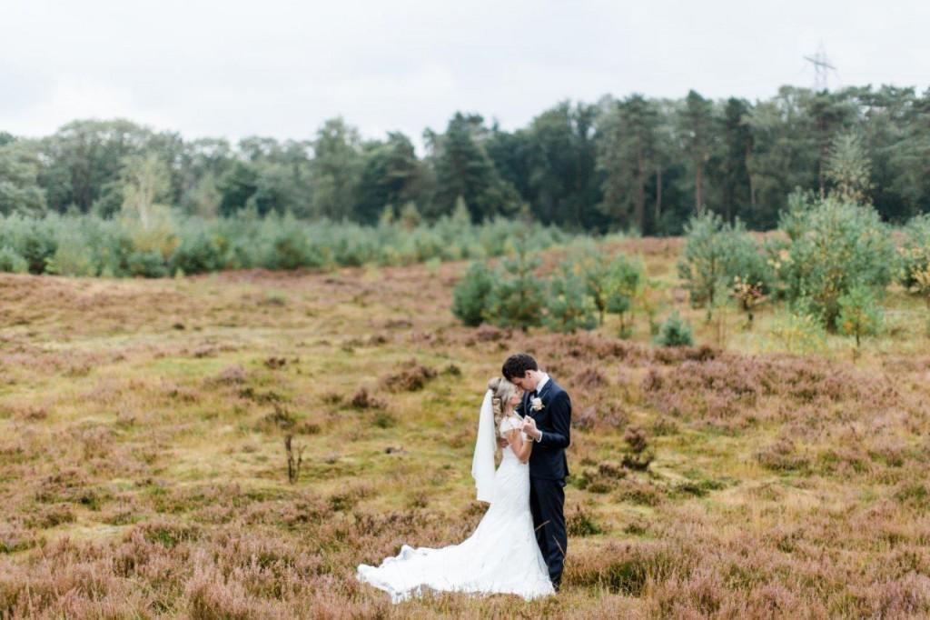 fotoshooot bruiloft