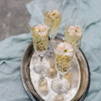 kristallen champagneglaasjes vintage huren bruiloft champagneglazen cocktailglazen luxe