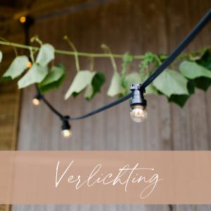 lichtsnoer huren bruiloft feest event partyverlichting