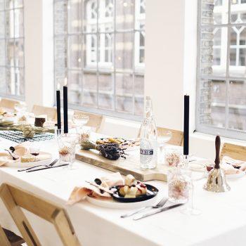 event voor creative vrouwen ontbijt styling decoratie vrouwelijke ondernemers offline meeting aankleding meet up studio 13 amsterdam feline styling