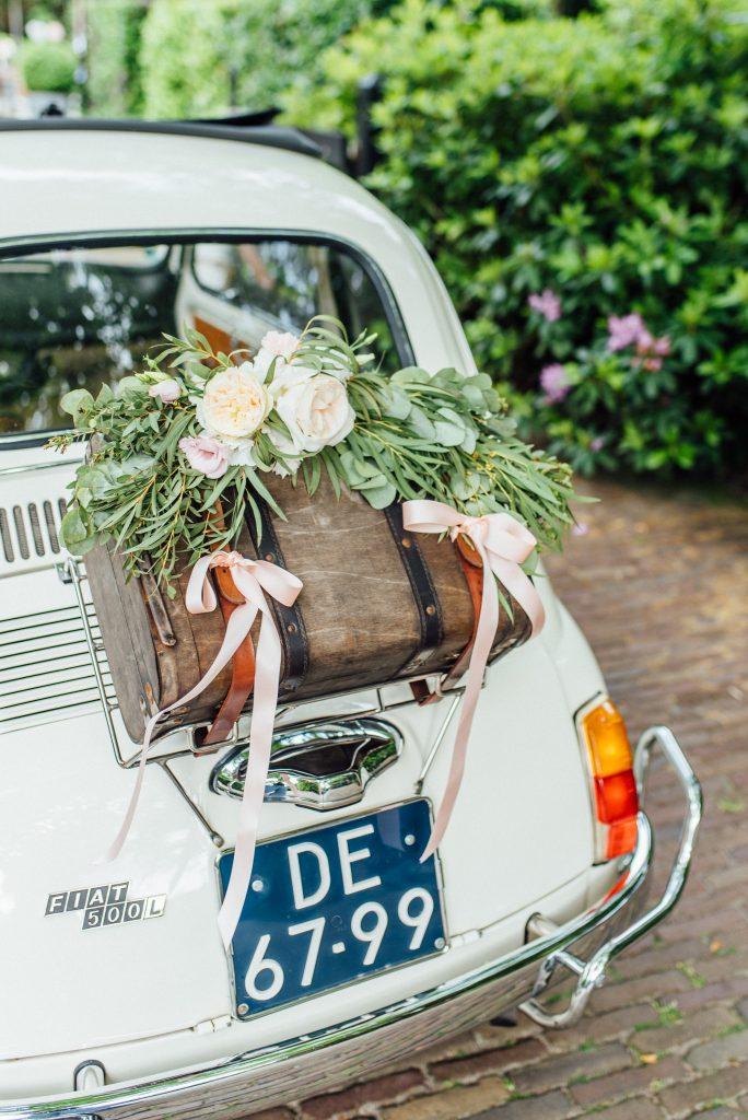 witte kever bruiloft huren oldtimer wedding trouwen
