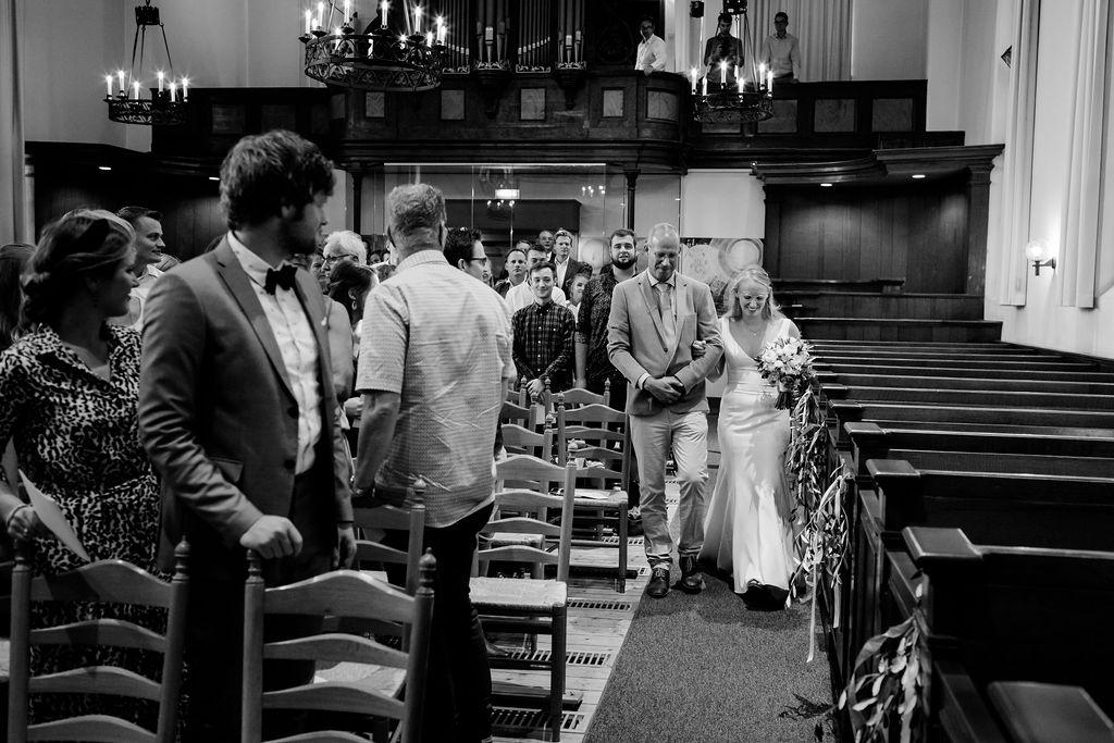 kerk leusden bruiloft trouwen in de kerk fotos maken barneveld