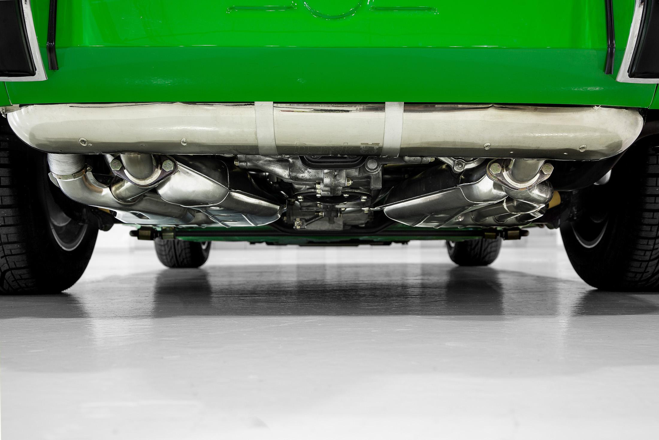 Felix Liebel-Porsche Carrera RS 27-16