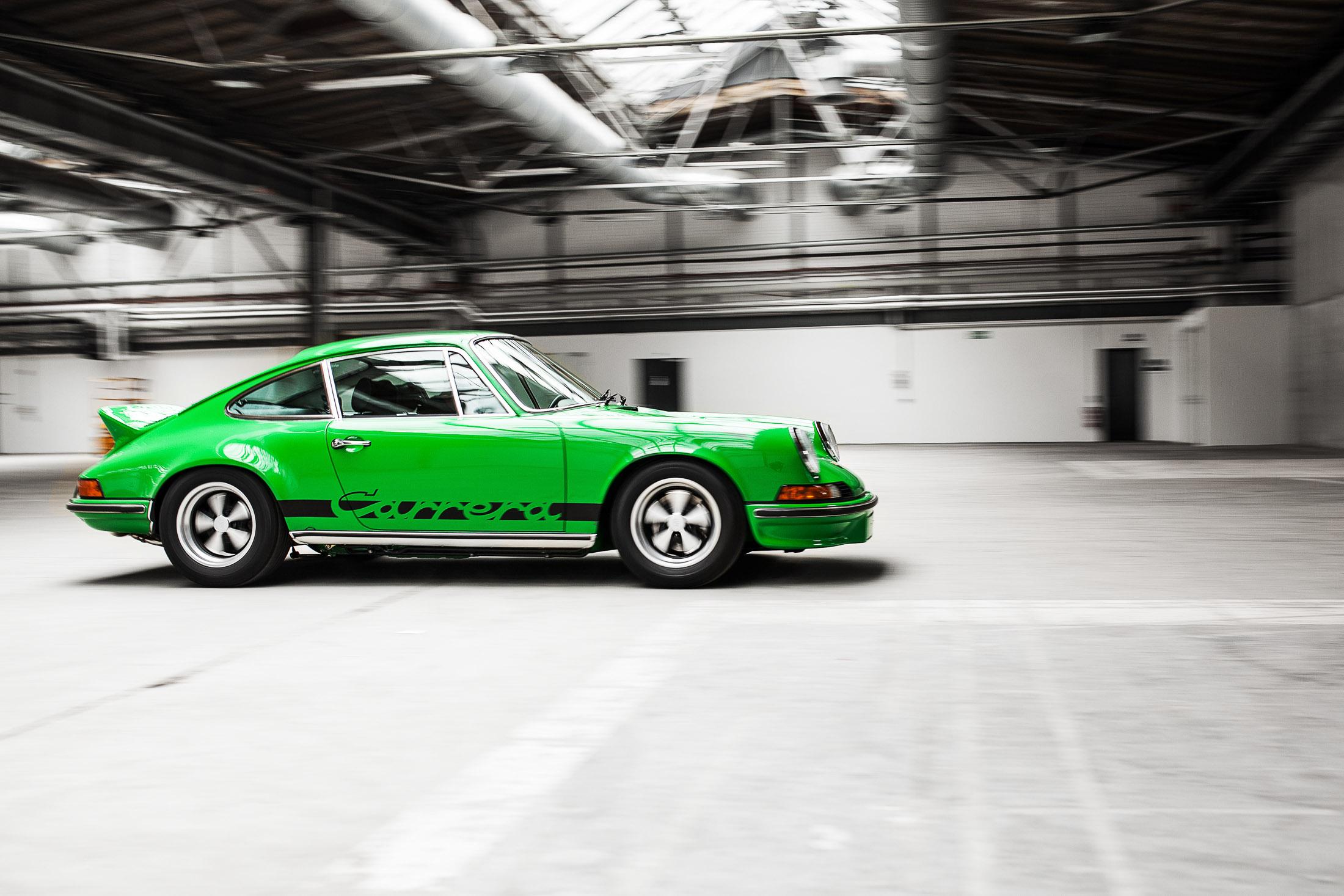 Felix Liebel-Porsche Carrera RS 27-30
