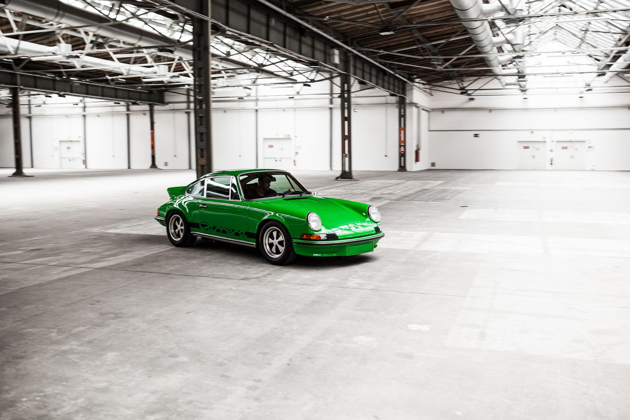 Felix Liebel-Porsche Carrera RS 27-35