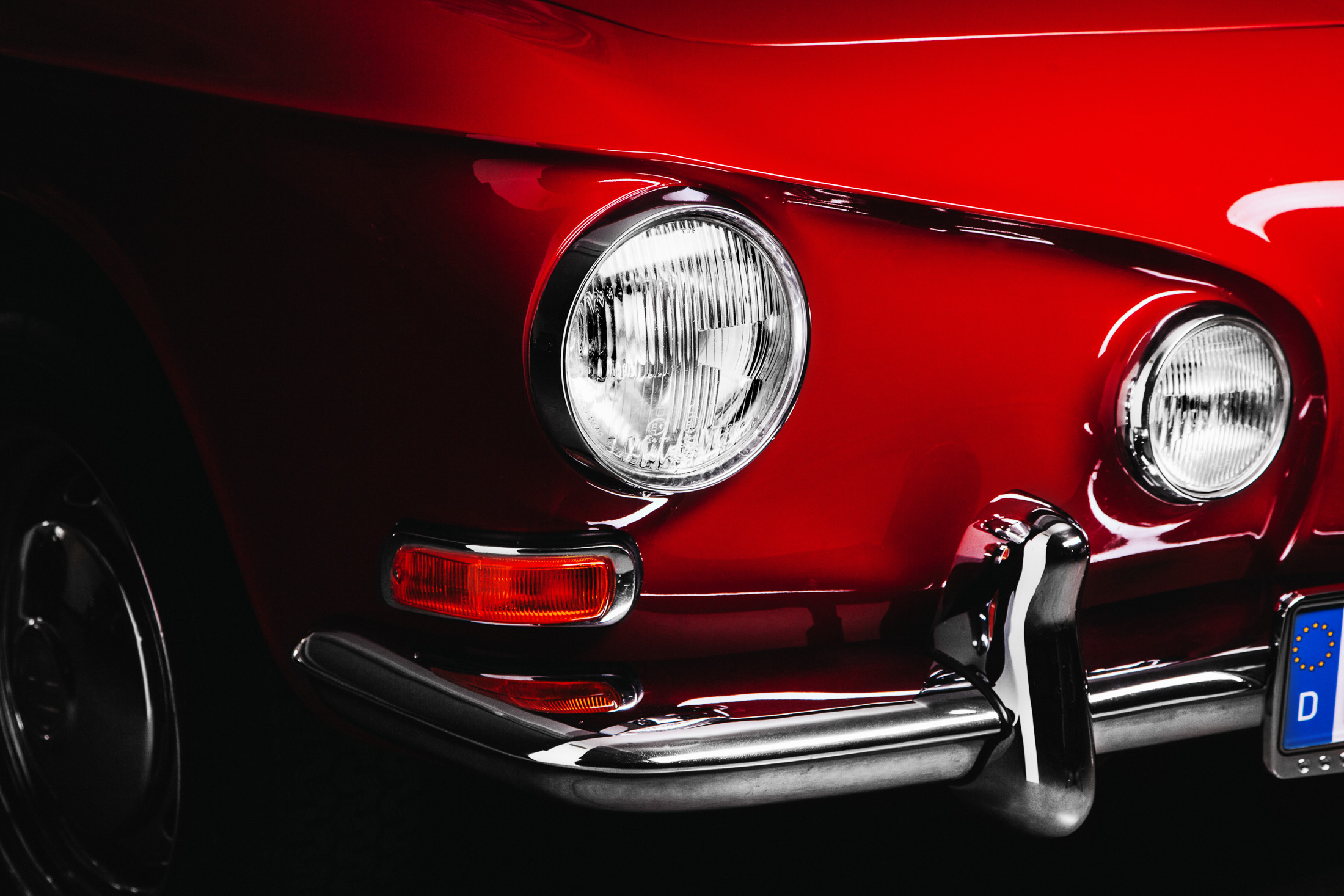 Felix Liebel-VW Karmann GHIA-