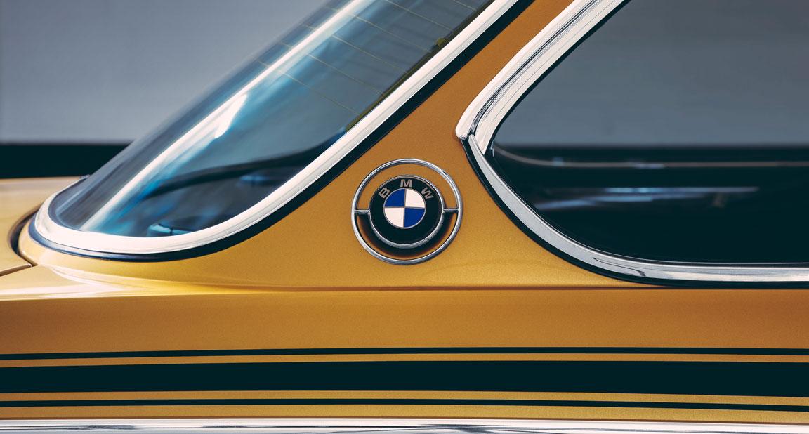 BMW CSL 3.0 für Classic Driver Magazin