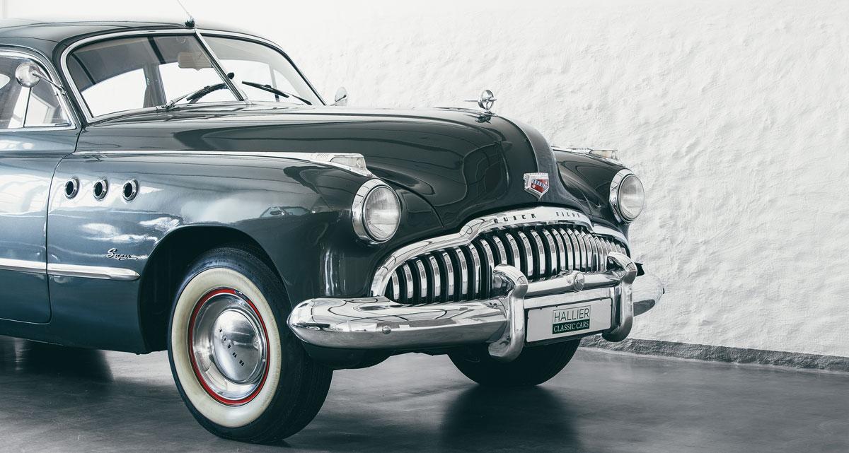 Hallier Classic Cars