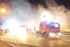 Brandeinsatz in Wellheim