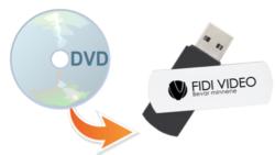 DVD til USB Minnepenn