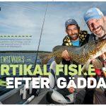 Vertikal Fiske Efter Gädda med Henrik Olsson, Martin Falklind och Mathias Larsson.