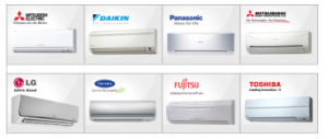 Top-brands-of-Air-Conditioning-systems