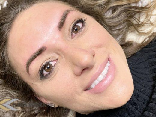 Hybrid Eyebrows