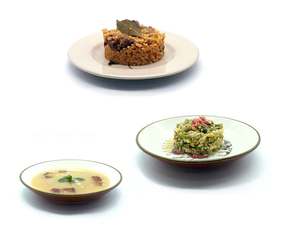 platos de Fogones, comida para llevar en Huelva