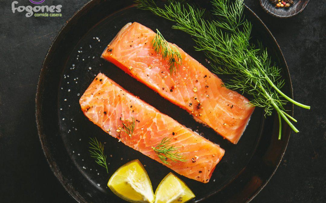 Beneficios del salmón en nuestra dieta