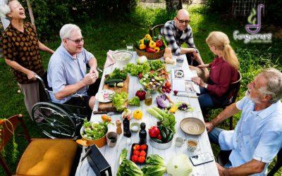 Ventajas de la comida a domicilio para mayores
