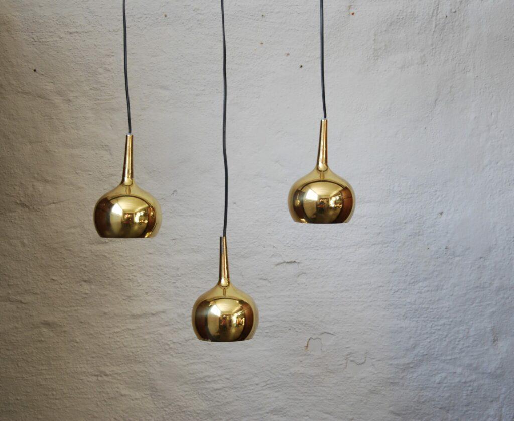Fönsterlampor, 3 st, Hans Agne Jakobsson