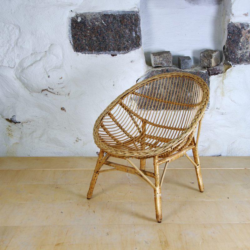 Rottingstol, 1900-talets mitt