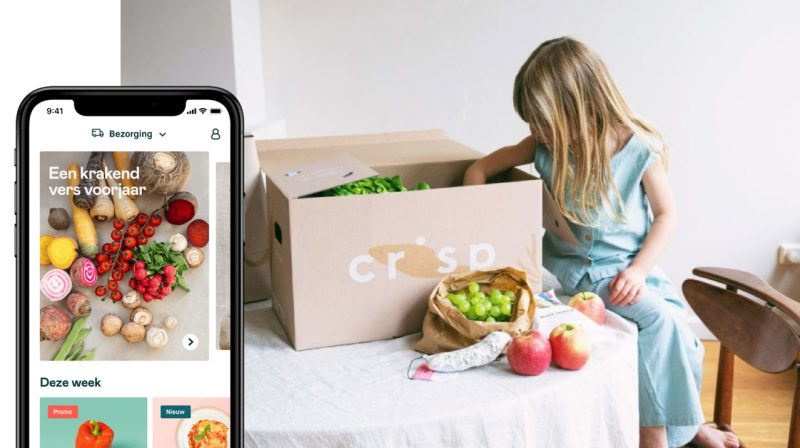 Crisp Online Digital Supermarket