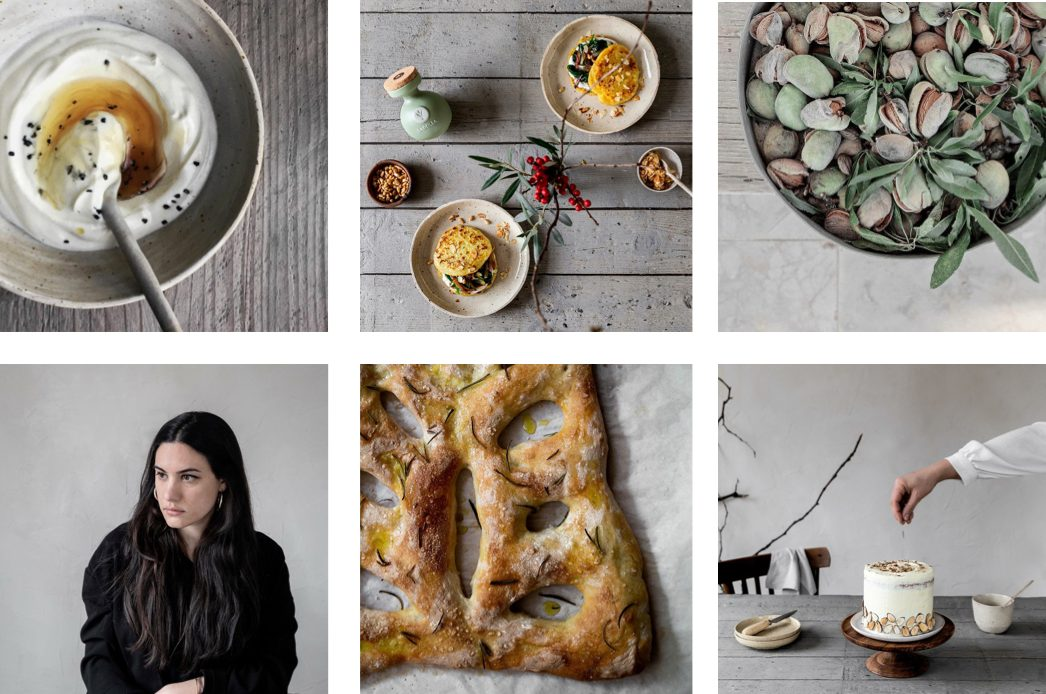 Good Food styling & Recipe Design for Digital innovation in food