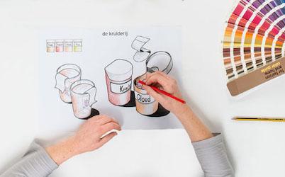 Sketching a Food Design