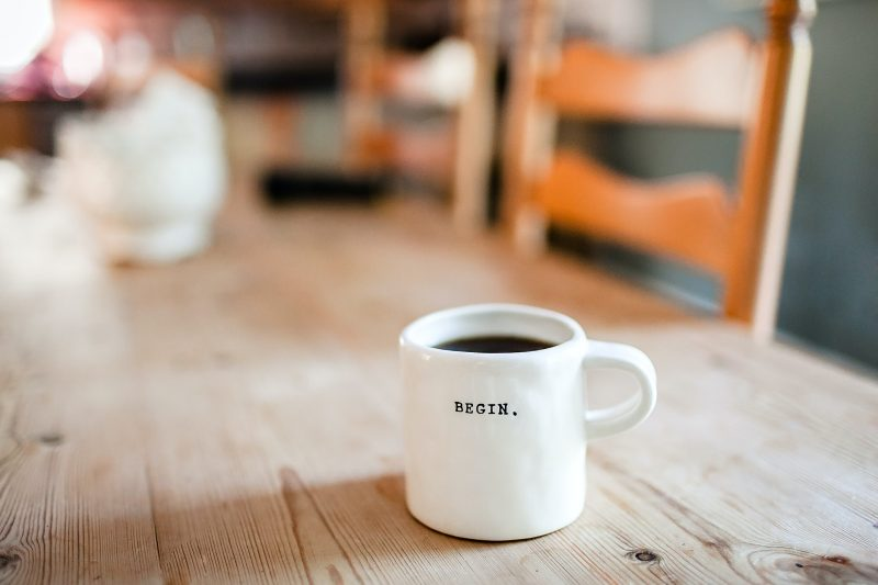 Let's drink coffee and discuss your start-up challenge