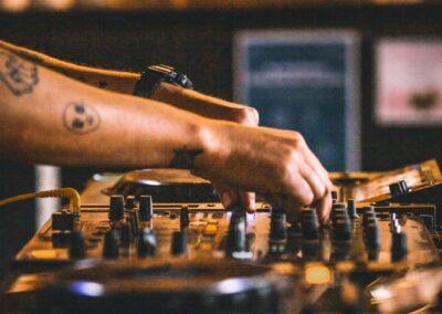DJ billede