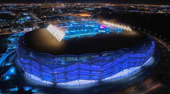 Educational City Stadium Qatar 2022
