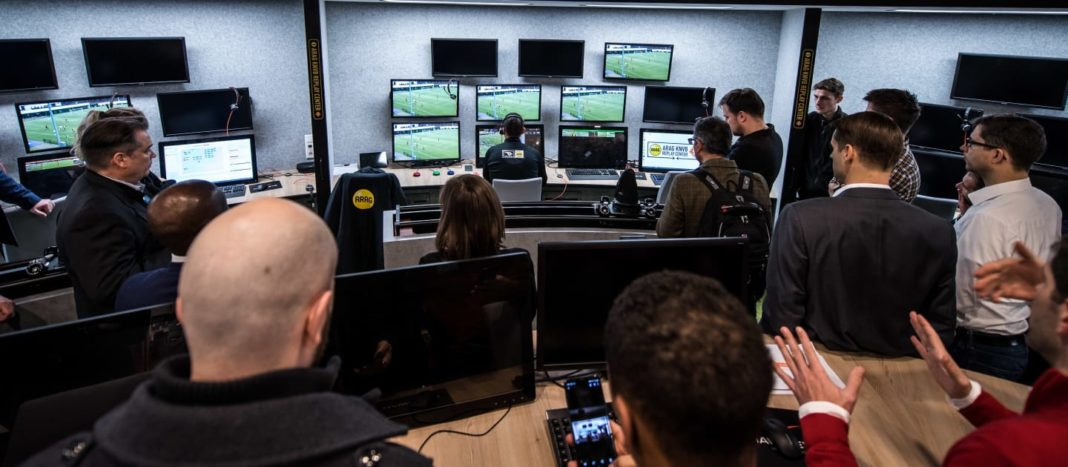 FIFA is working on VAR light