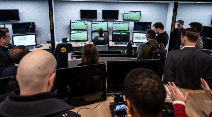 FIFA is working on VAR light