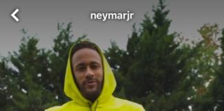 Neymars profil på Triller