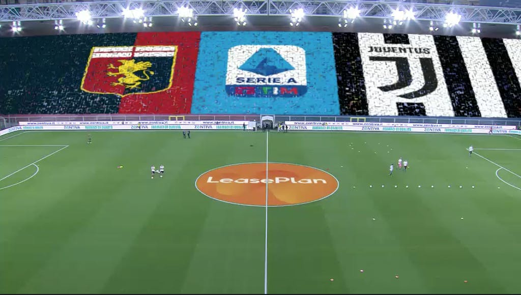 football empty stadiums