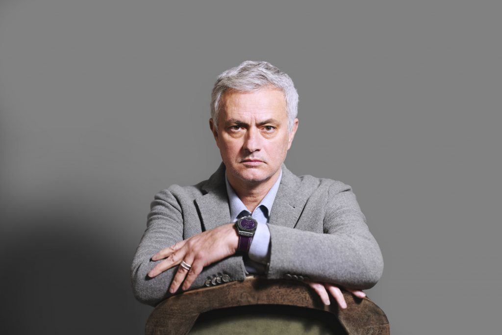 Jose Mourinho HUBLOT premier League