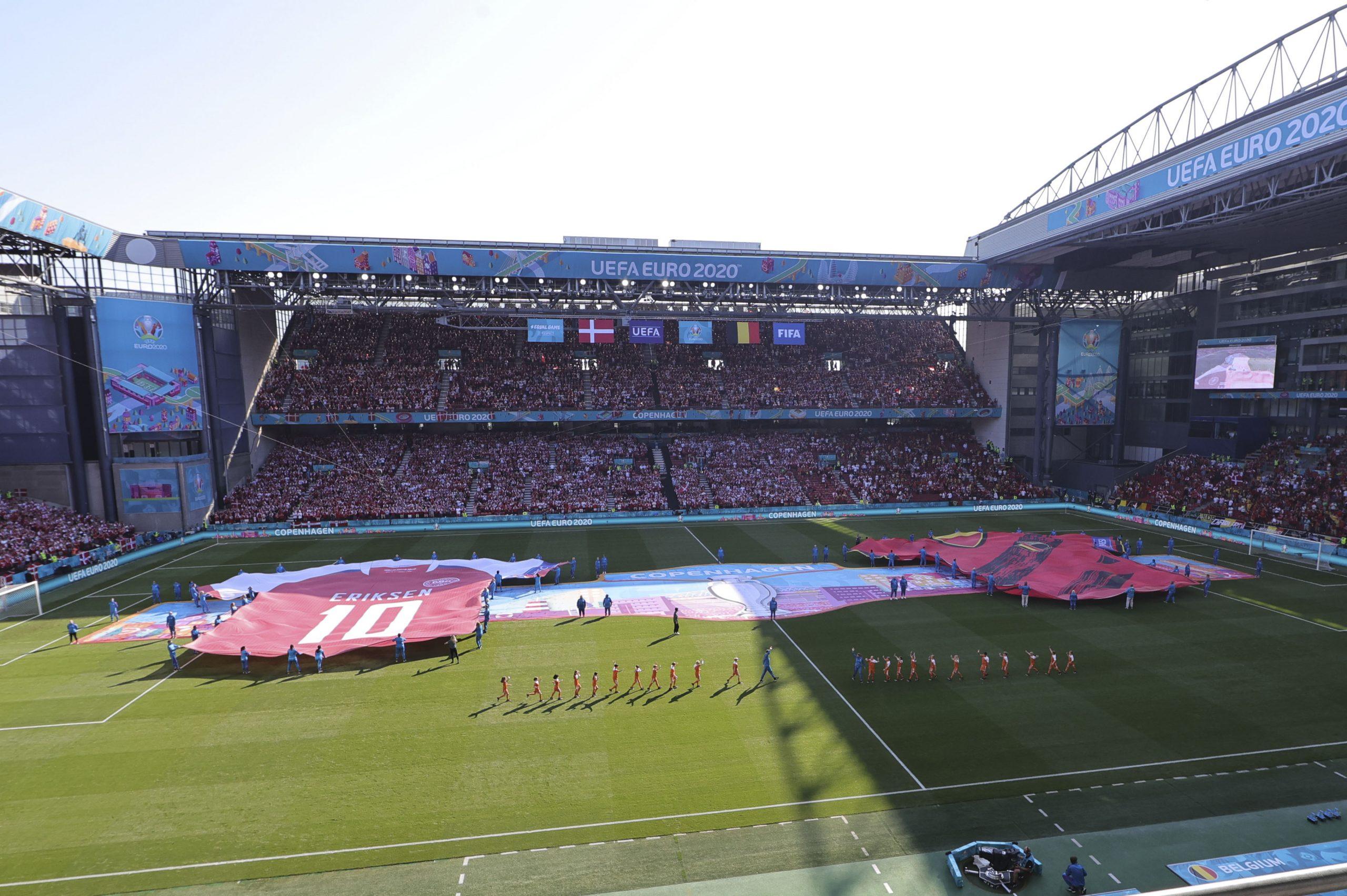 Parken Copenhagen EURO2020