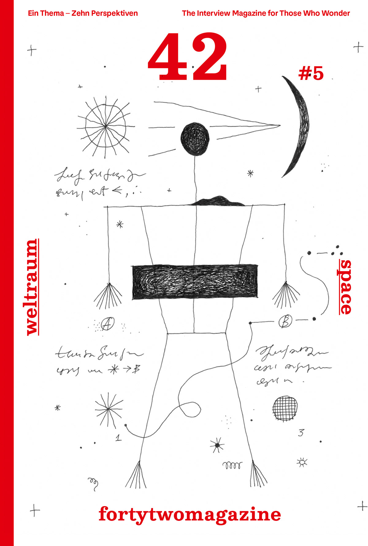 Cover #5 Space