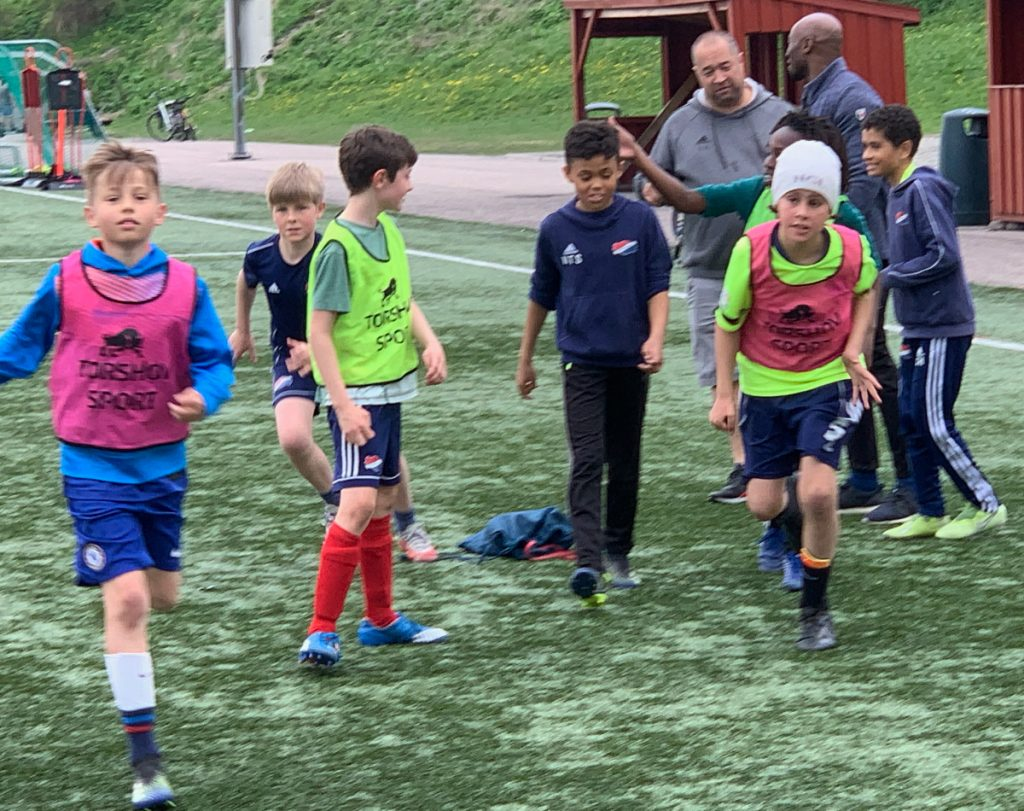 G2010 i Hasle-Løren fotball.