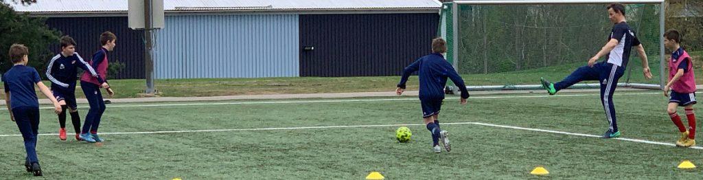 G2010 i Hasle-Løren fotball er så klare som de kan bli, så nå kan sesongen bare begynne!