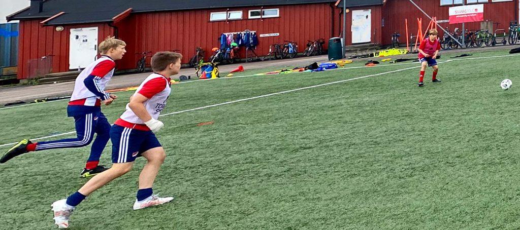 Hasle-Lørens fotballcamp varer hele uke 25. Ny fotballcamp i uke 32.