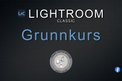 Grunnkurs Lightroom