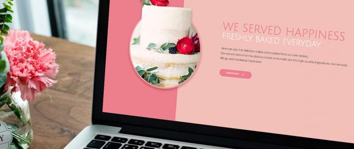 Website Design – Etty's Cake & Cookies