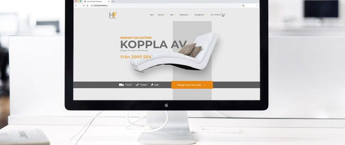 Website Design – HomeFurnished