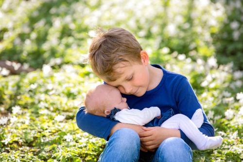 Barn & Familjefotografering