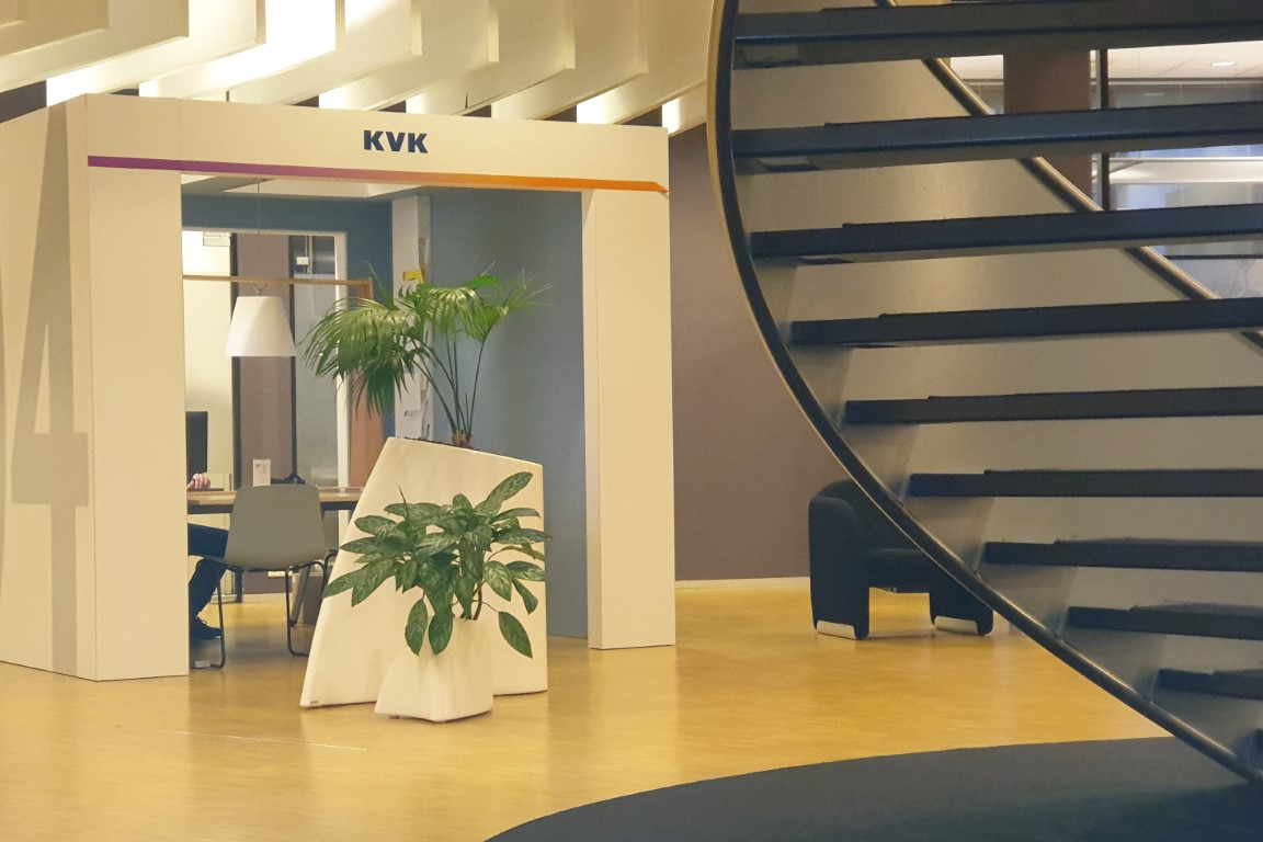 Inschrijving Foto Groeneveld bij KvK