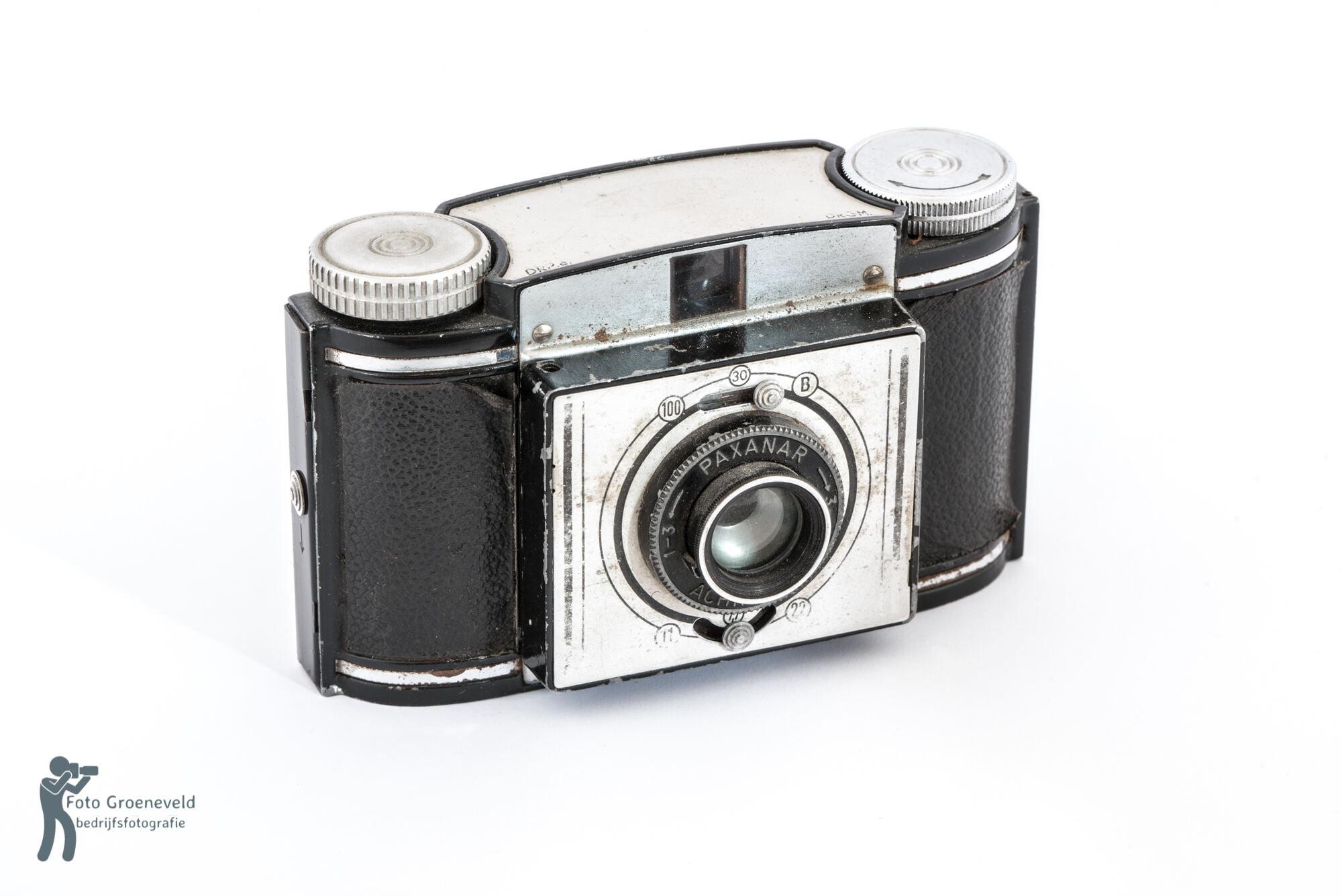 Oude Paxina Camera, Paxinar van Braun