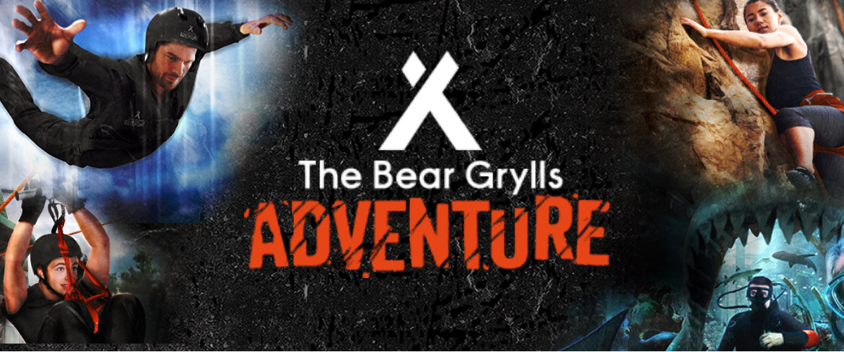 GIFTED – Accessibility Review of Bear Grylls Adventure – Birmingham