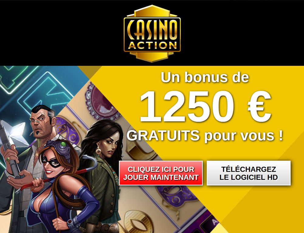 Au Luxembourg et à Mondorf le site Casino Action est recommandé