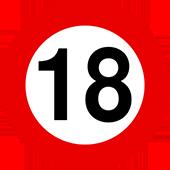 18 ans - âge légal