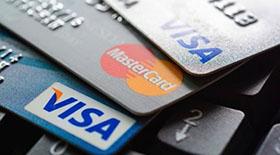 Se faire payer sur une carte de crédit