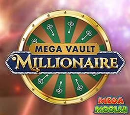 Mega Vault Millionaire - Jackpot Mega Moolah