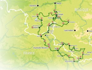 route des fortifications